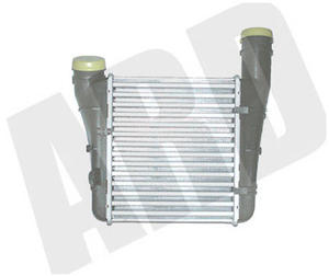 intercooler audi a4 11/00  10/04